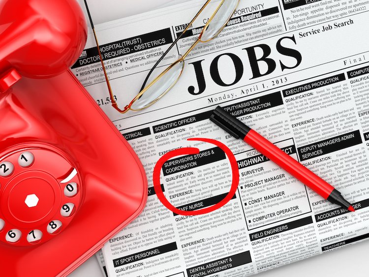 Job description junior role