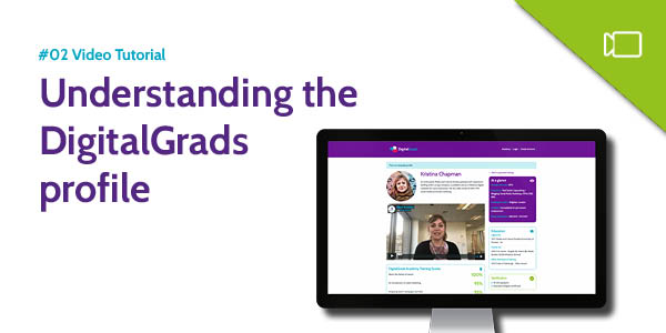 Understanding the DigitalGrads profile