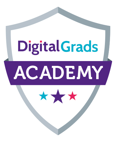 The DigitalGrads Academy logo