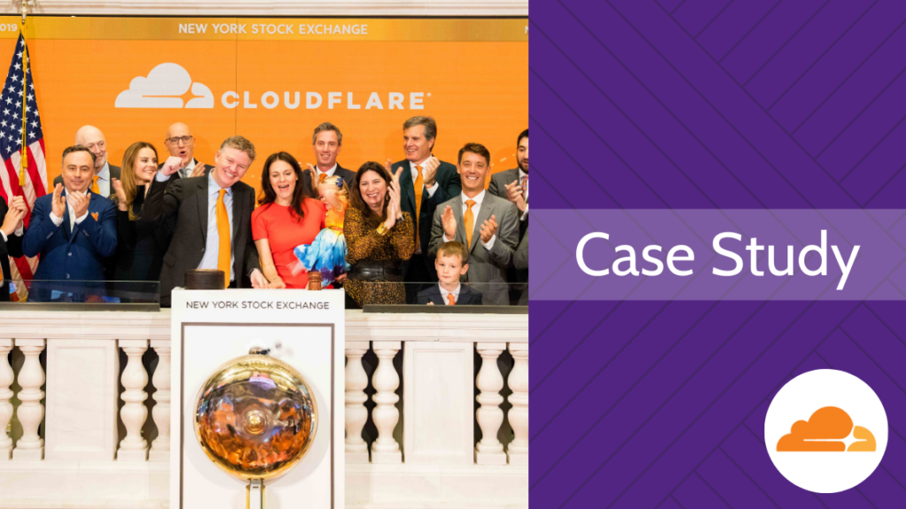 Cloudflare case study