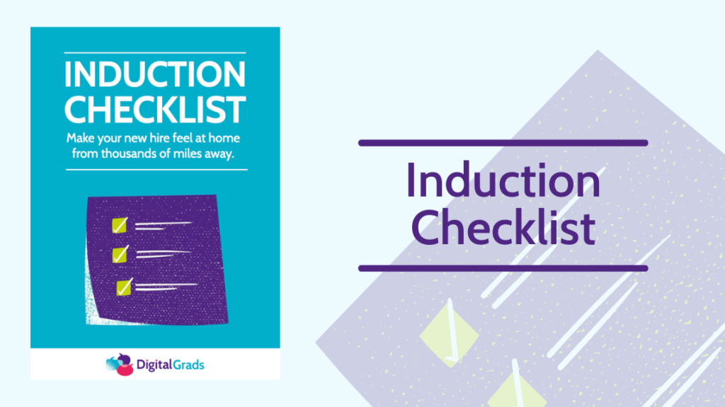 Induction checklist featured image
