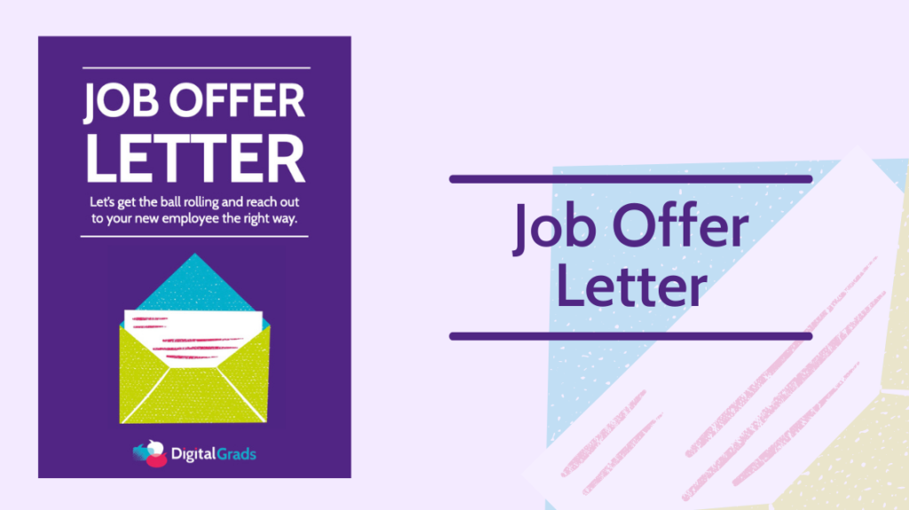 Job offer letter featured image