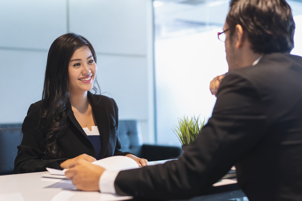 how to conduct a behavioural interview